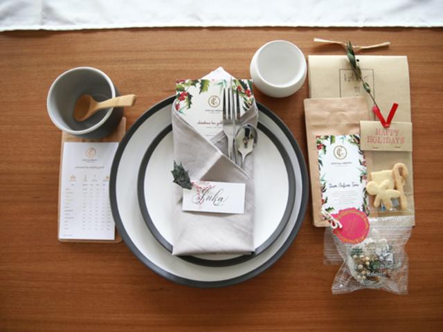 lewis carroll tea restaurant for bridal shower event jakarta