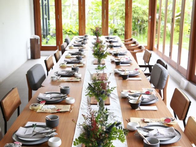 lewis carroll tea private event space south jakarta