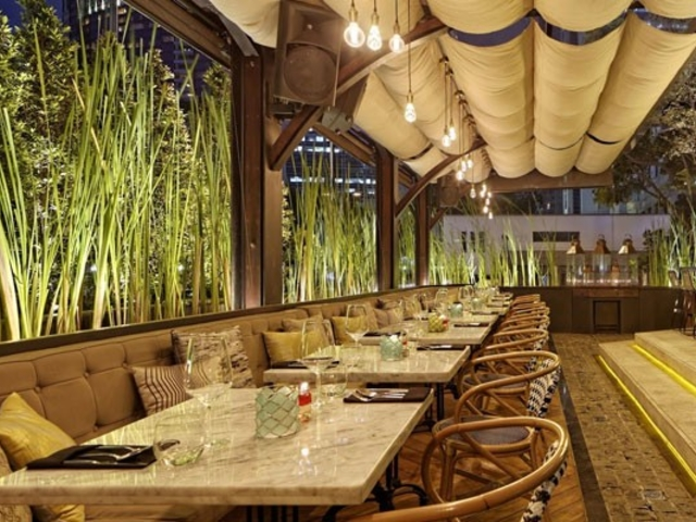 bottega ristorante corporate lunch event jakarta