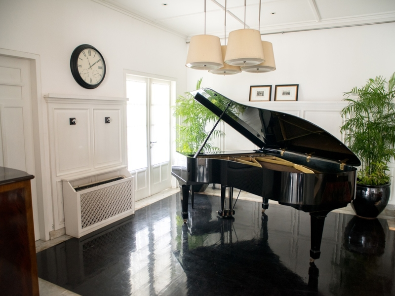 rumah imam bonjol event space with piano jakarta