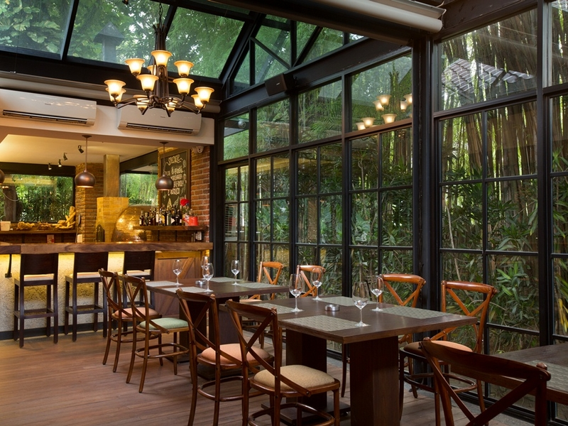 patio venue glasshouse style jakarta