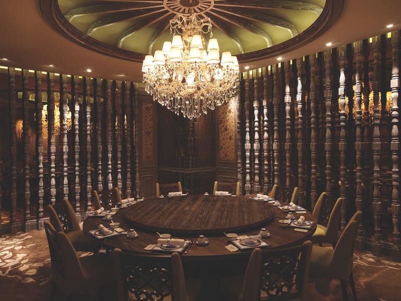 taste paradise private space for sangjit jakarta