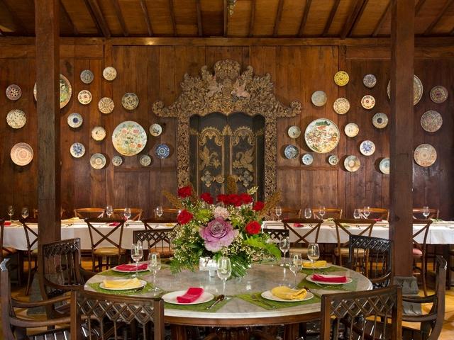 plataran dharmawangsa venue dining tempat tunangan cantik jakarta selatan