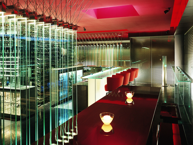 burgundy bar luxury event space jakarta