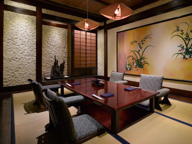 sumire japanese restaurant with tatami seating jakarta