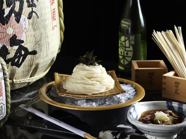 sumire exclusive japanese restaurant central jakarta