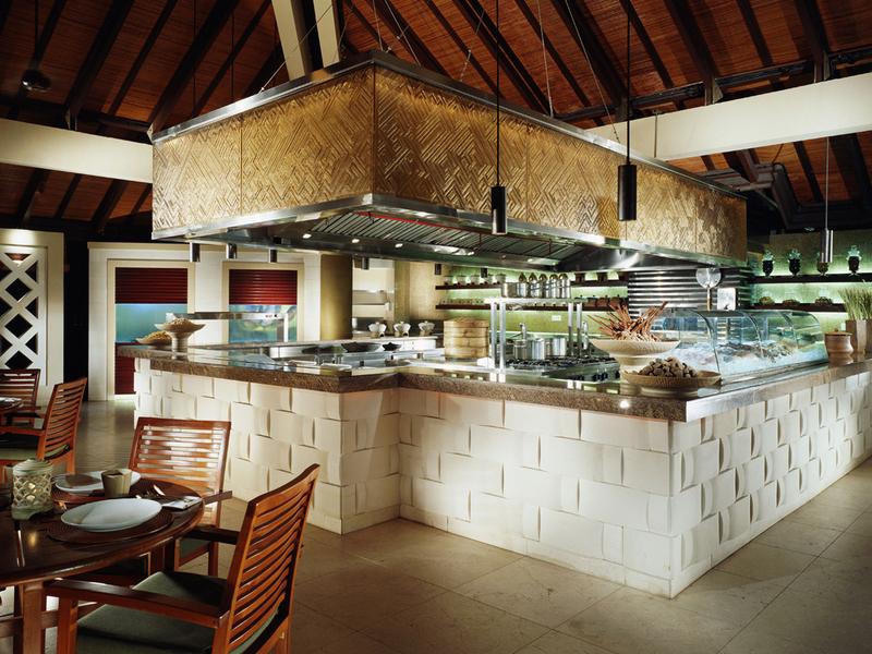 seafood terrace business lunch event restaurant jakarta