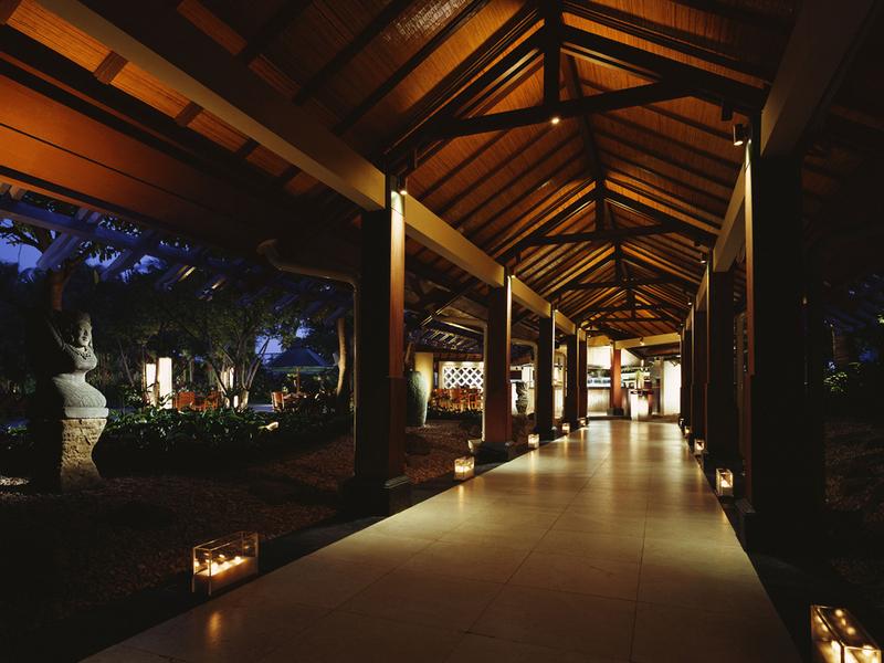 seafood terrace rustic style restaurant jakarta