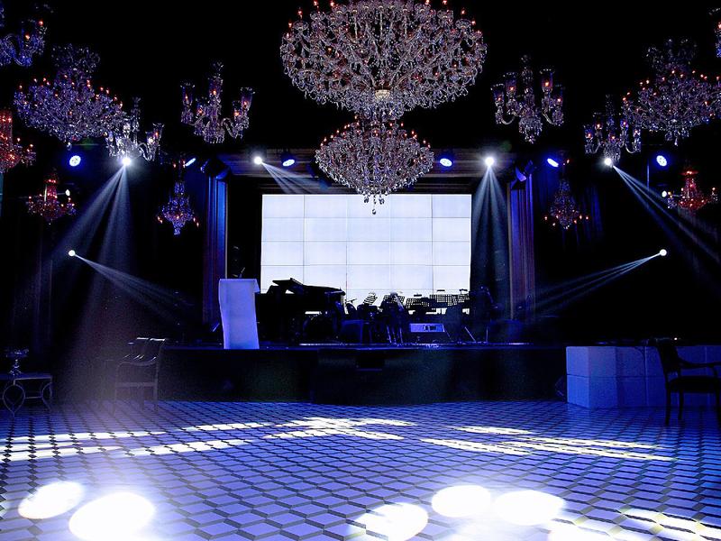 grand hyatt jakarta ballroom penthouse elegant product launch event jakarta
