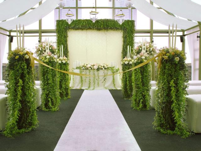 grand hyatt jakarta ballroom penthouse romantic wedding space central jakarta