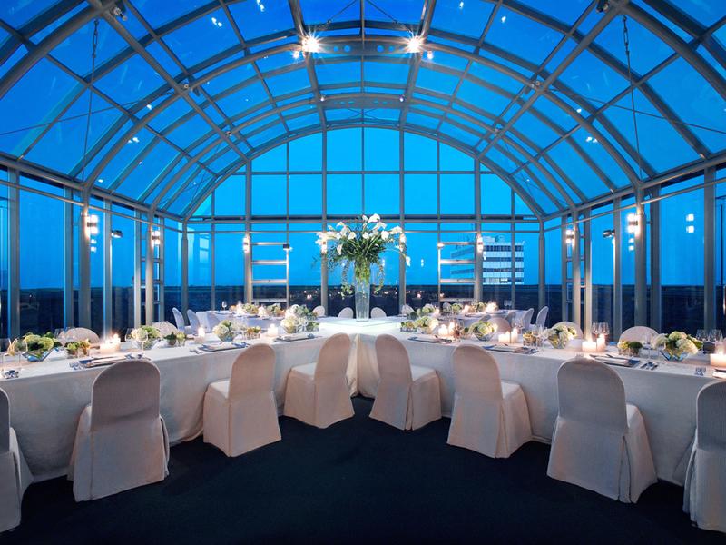 grand hyatt jakarta ballroom penthouse glasshouse venue jakarta