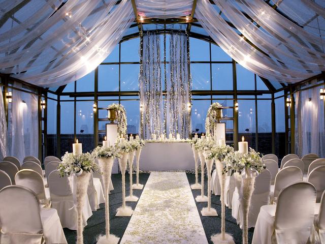 grand hyatt jakarta ballroom penthouse christmas party package central jakarta
