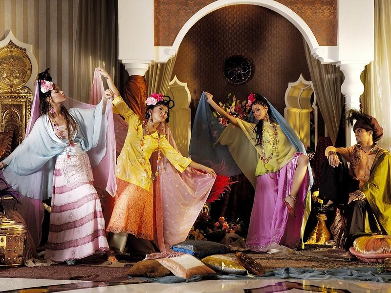 rumah maroko unique thematic event space jakarta