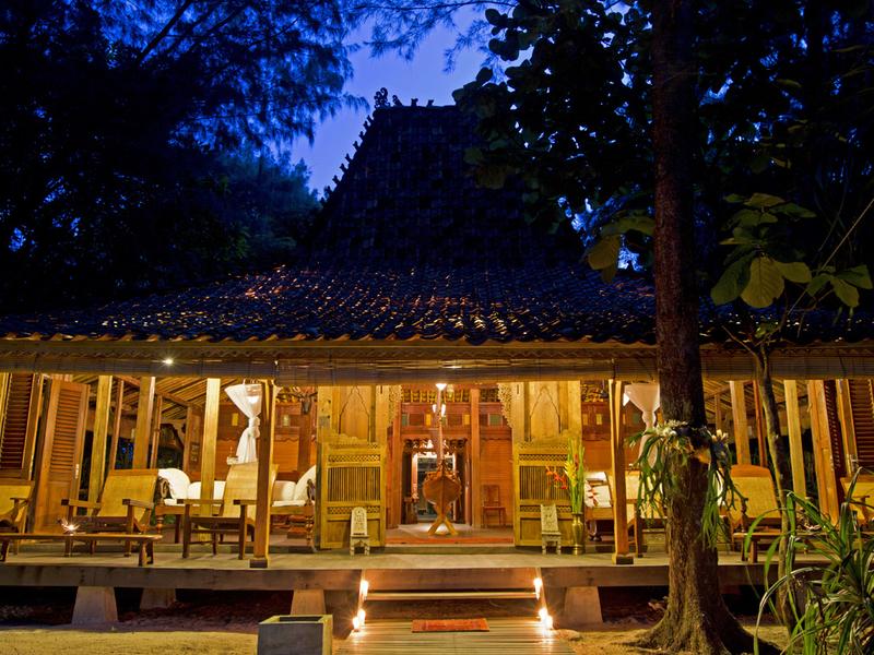 isle east indies dinner dance unique venue jakarta