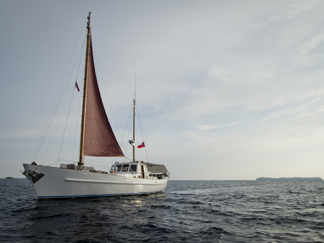 isle east indies book sailing party jakarta