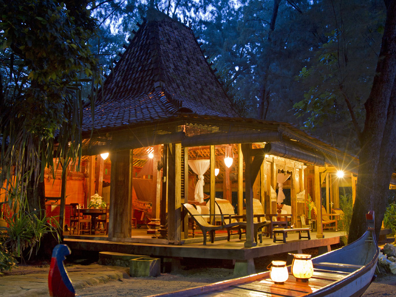 isle east indies where to do candle light dinner jakarta