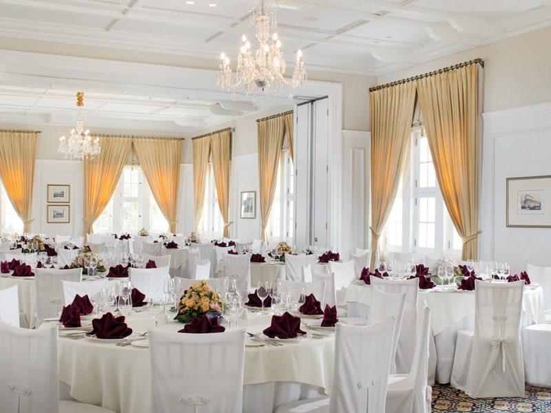 the hermitage meeting rooms ballroom elegant christmas party jakarta
