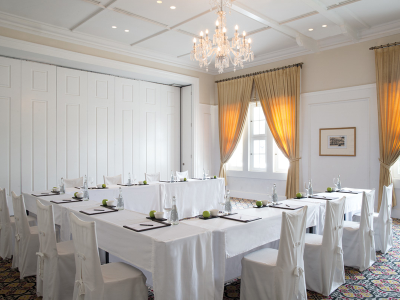 the hermitage meeting rooms ballroom all white event space jakarta