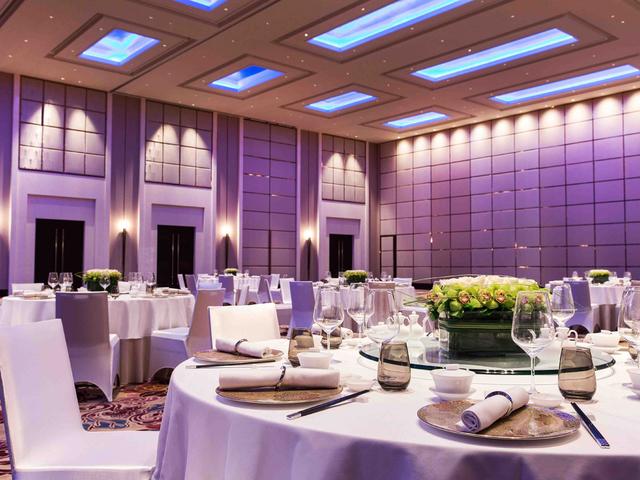 fairmont jakarta ballroom corporate anniversary jakarta