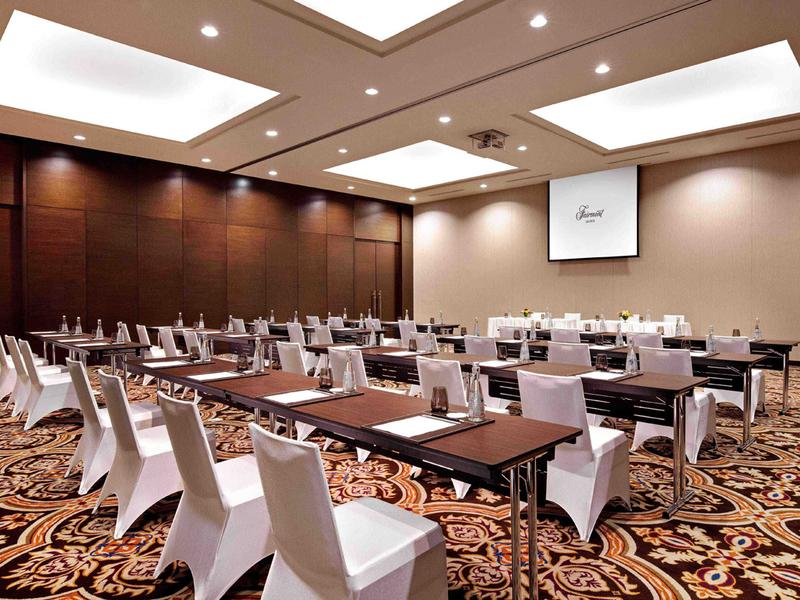 fairmont jakarta ballroom workshop event space jakarta