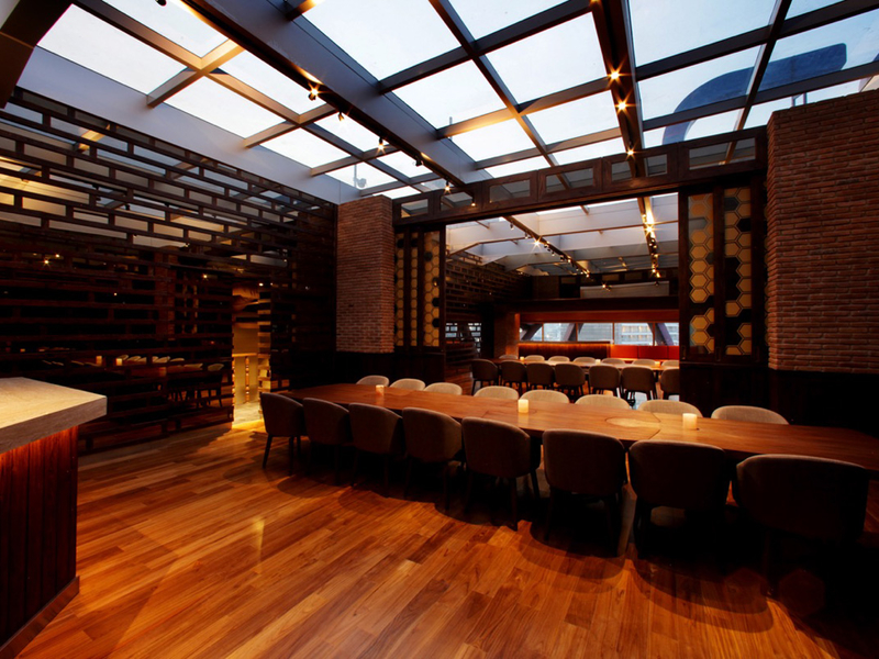 akira back restaurant with private room jakarta