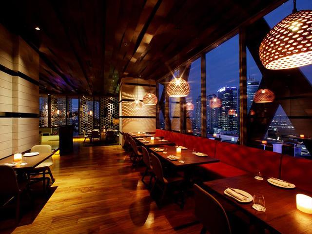 akira back fancy restaurant south jakarta