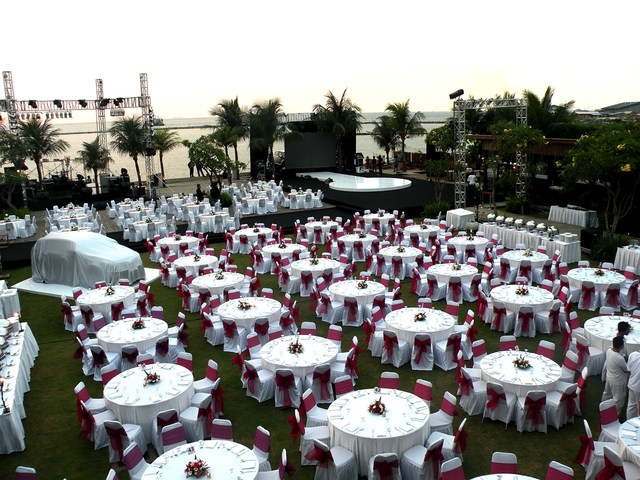 segarra ancol outdoor venue for wedding north jakarta