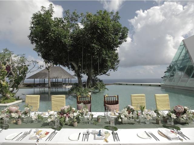 tirtha bridal best place for solemnisation event bali