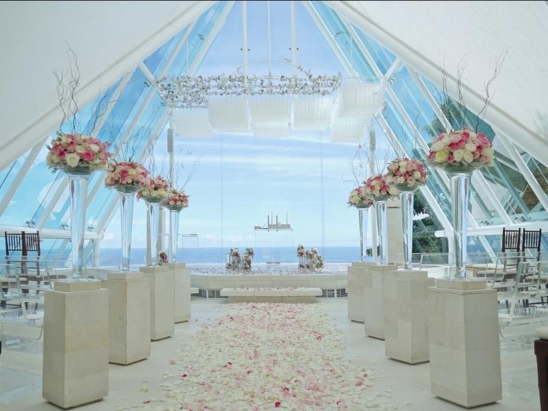 tirtha bridal sweet 17 event package badung bali