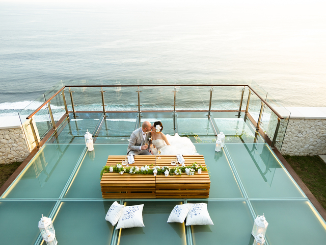 tirtha bridal cool sea view space