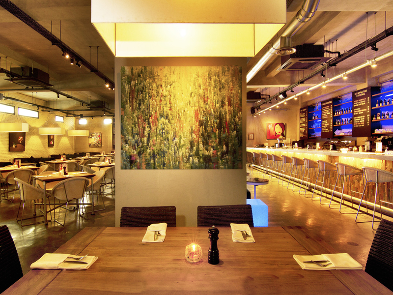 koi kemang private room restaurant south jakarta