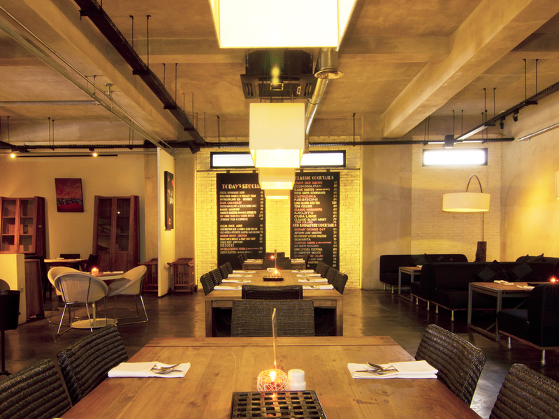 koi kemang unique space for workshop south jakarta