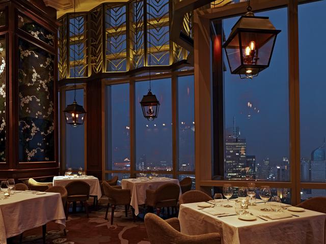 oso ristorante indonesia high ceiling restaurant jakarta
