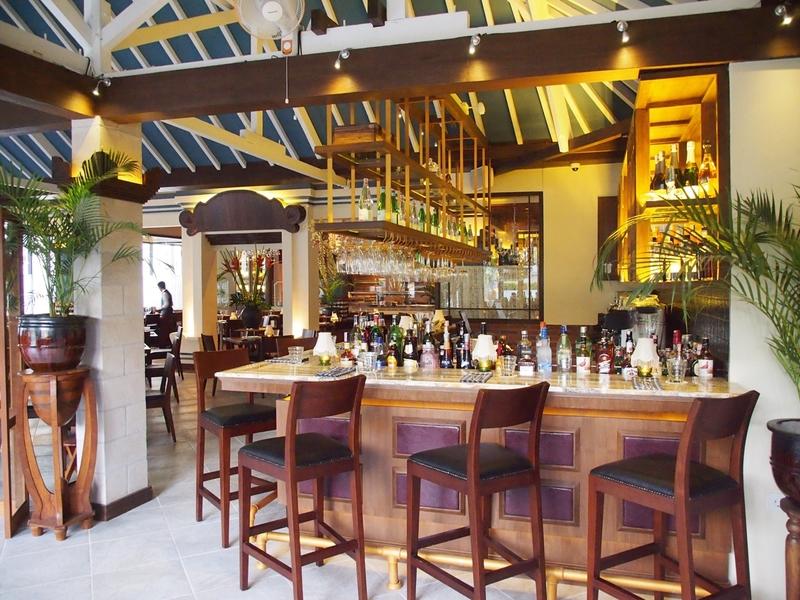 le bon vivant restaurant meeting room for rent bali