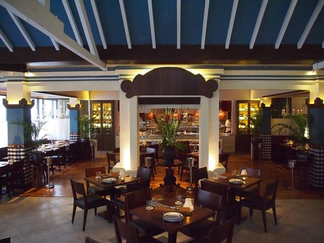 le bon vivant restaurant unique space for seminar bali