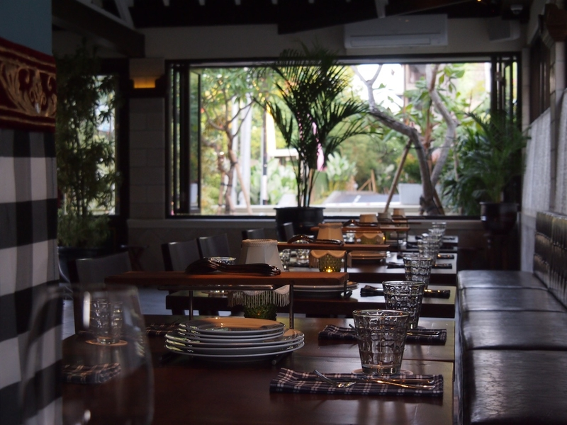 le bon vivant restaurant corporate lunch event bali