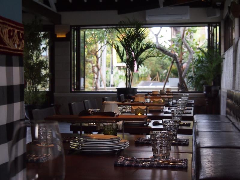 le bon vivant restaurant best venue for workshop bali