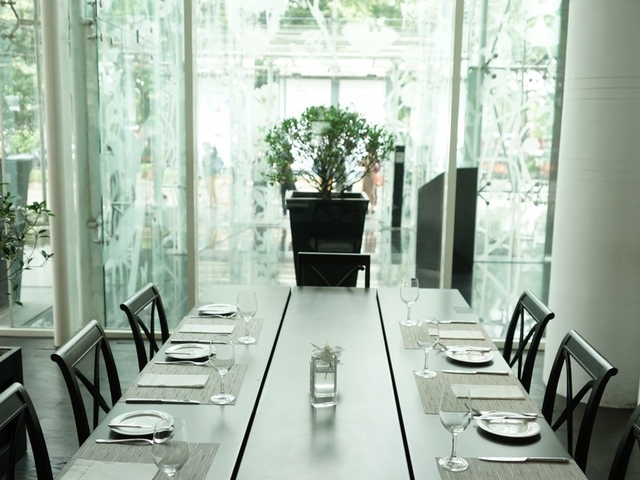huize van wely kemang restaurant with private room jakarta