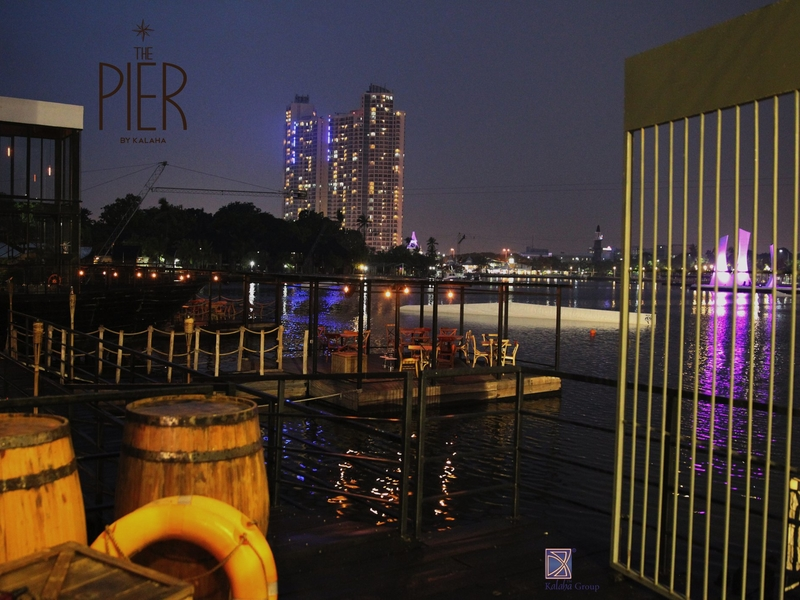 the pier by kalaha outdoor cocktail party venue jakarta