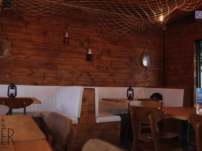 the pier by kalaha american style bar jakarta