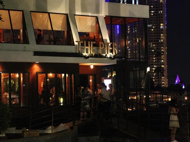the pier by kalaha cool sea view bar jakarta