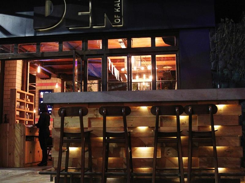 the den of kalaha bar for bachelor party jakarta