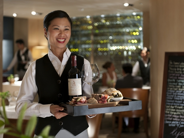 lyon at mandarin oriental jakarta best fine dining restaurant