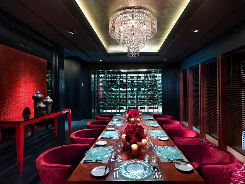 lyon at mandarin oriental jakarta glamour style restaurant