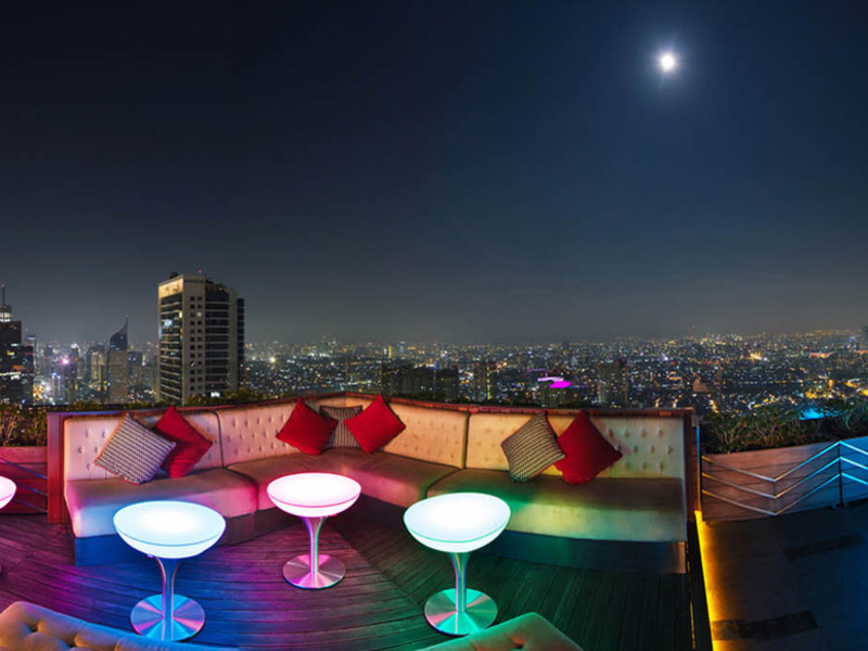 cloud lounge dining romantic venue to say i do jakarta