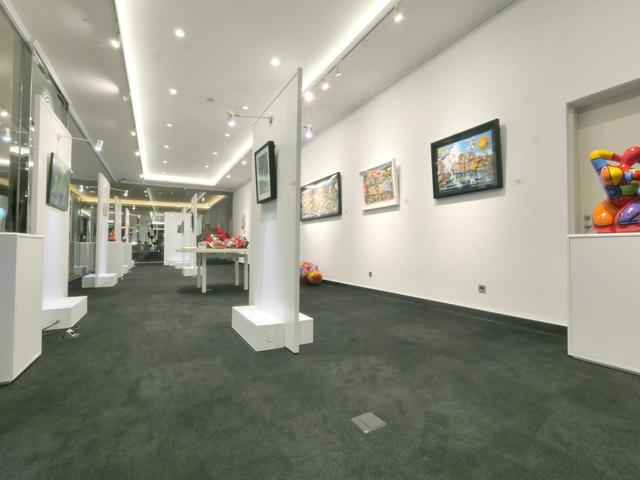 sunrise art gallery sewa tempat untuk pameran seni jakarta