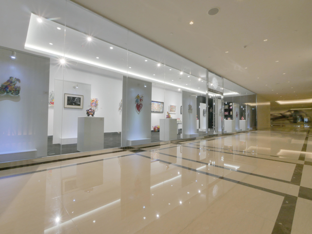 sunrise art gallery product launch venue central jakarta
