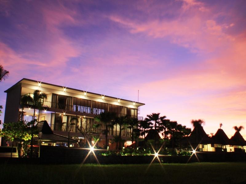 sawah joglo boutique villa resto tempat tahun baru yogyakarta