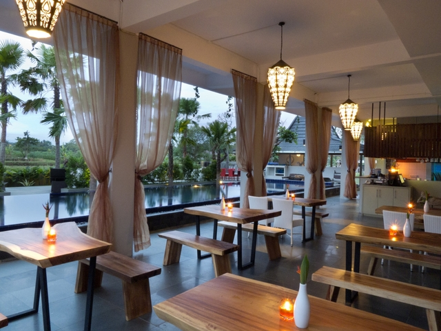 sawah joglo boutique villa resto tempat arisan yogyakarta