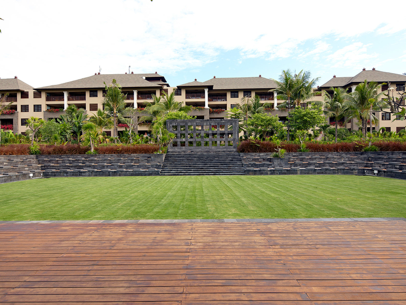 the st regis bali resort villa with large outdoor area